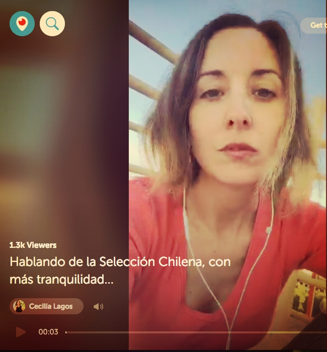 Periscope Chile